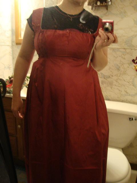 Regency Dress 008