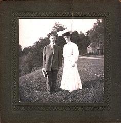 Ernest Illingworth and Ada Grimshaw