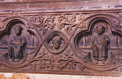 exeter tomb 1220