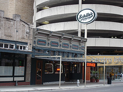 Schilo's delicatessen / San Antonio, Texas. USA - 30 juin 2010