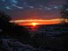 Sonnenuntergang - on black please