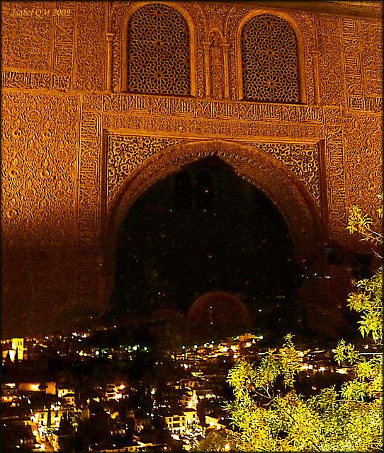 Granada - palacios Nazries