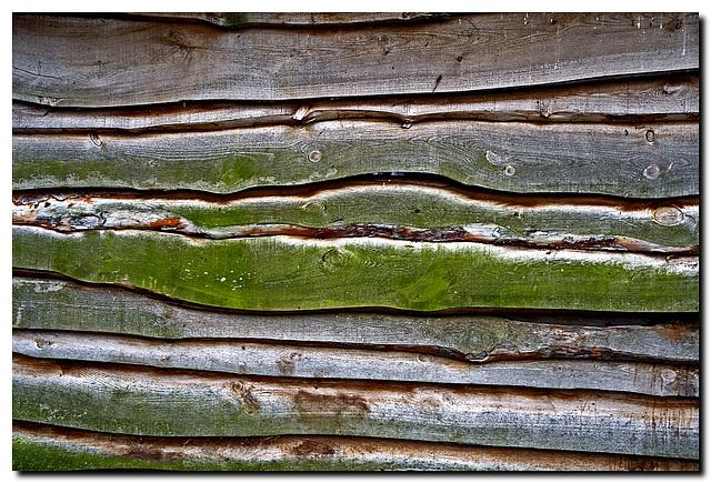 """Holz- """"Patina"""""""