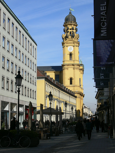 München - Theatinerkirche