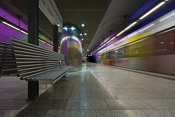 U-Bahn feat. Edelstahl