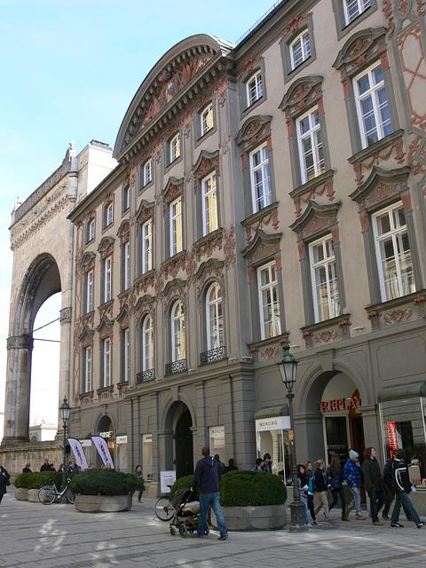 München - an der Feldherrnhalle
