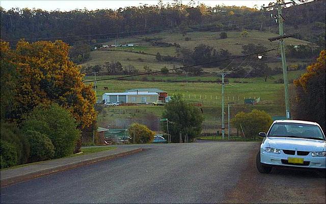 Bagdad in Tasmania