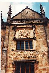 sherborne abbey 1560 school