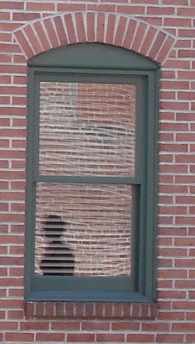 Berlin police department /  La police !  - Berlin, Maryland. USA - 18 juillet 2010. Recadrage