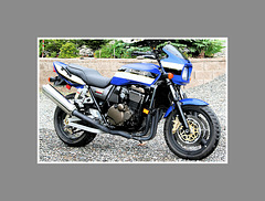 Kawasaki ZRX
