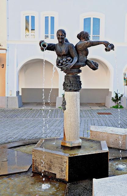 Marktfrauen-Brunnen