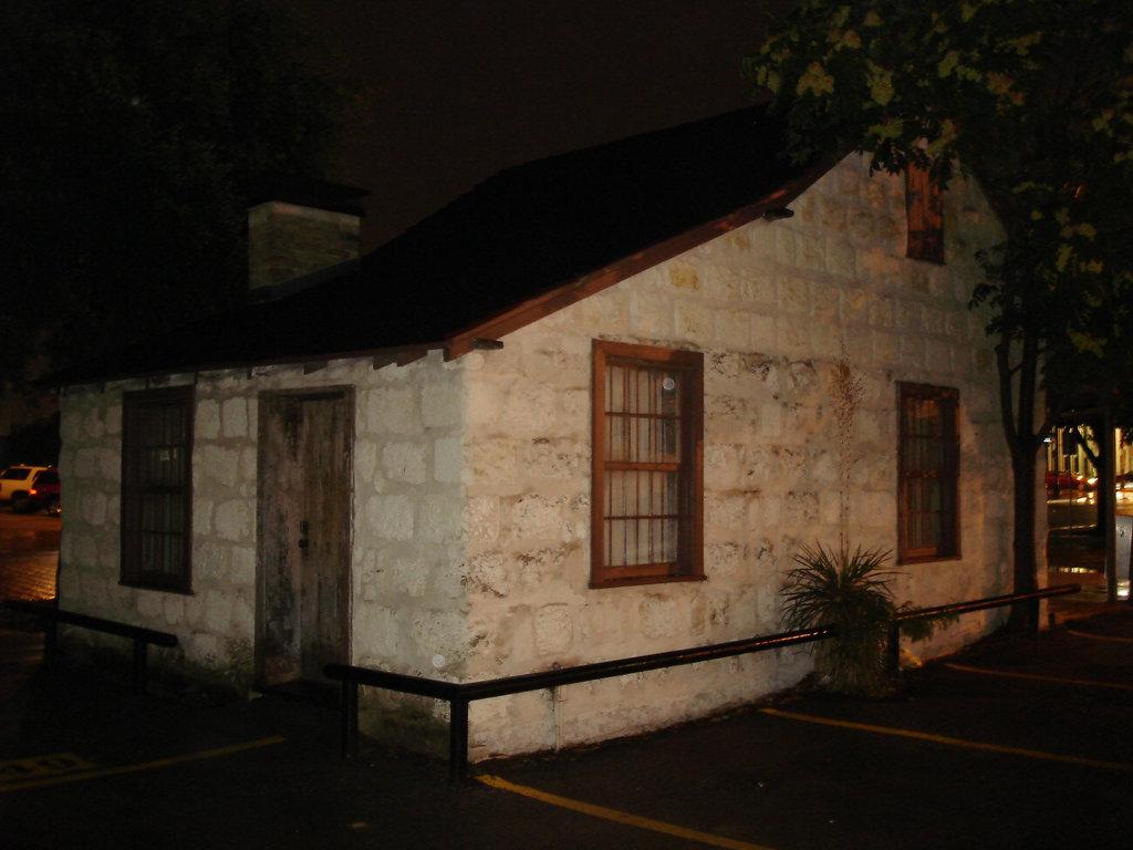 San Antonio, Texas. CANADA  /  1er juillet 2010 - Avec flash / With a flash