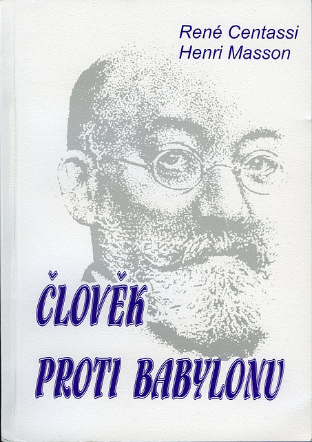 Biografio de Zamenhof en la ĉeĥa / Biographie de Zamenhof en tchèque