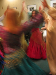 Tribal Dancers..