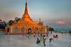 Pyi Daw Aye Pagoda in Kawthaung
