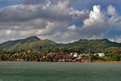 Kampong Ulu near Kawthaung