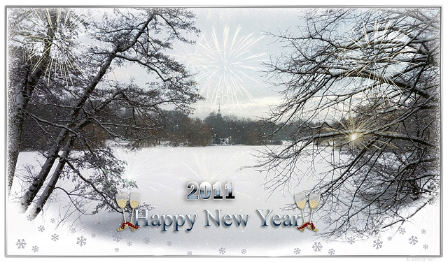 ☆Happy new Year☆ dear Iper friends