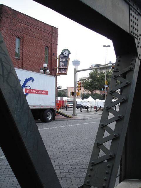 San Antonio, Texas. USA - 3 juillet 2010