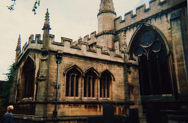 grantham, hall chapel 1496