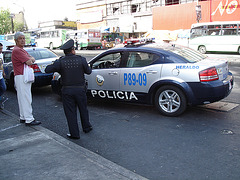 Policia P89-09 Heraldo