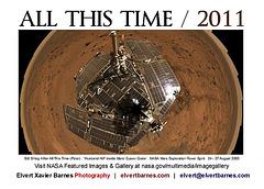 AllThisTime2011.NASASpiritRover.Mars.August2005.Flyer