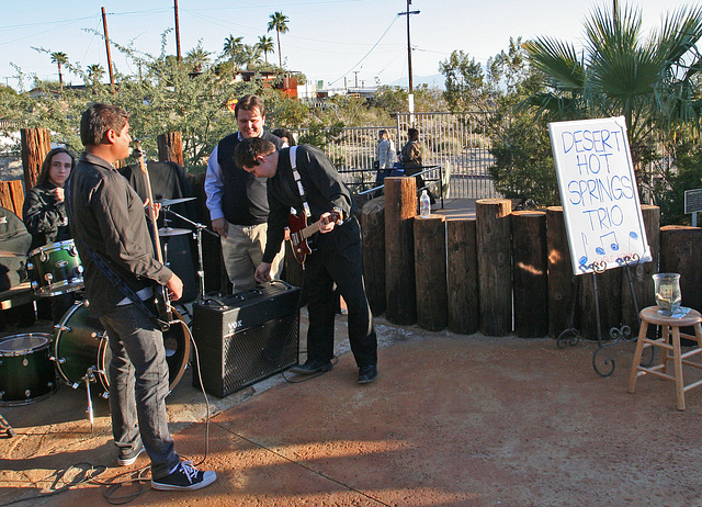 Desert Hot Springs Trio At Cabot's For The Spa Tour (8762)