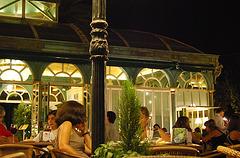 Una noche de verano. Restaurante Las Titas. Granada