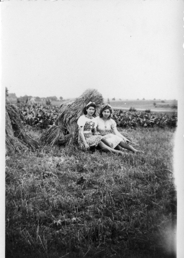 1944 du temps des gerbes de blé