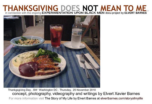 ThanksgivingDoesNotMeanToMe5