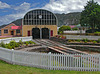 West Coast Wilderness Railway Station in Queenstown