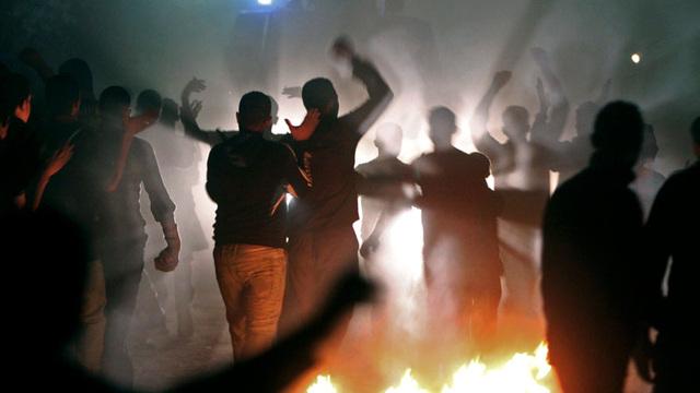 egipta protesto