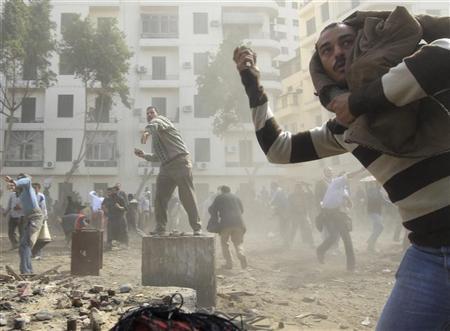 Kiu kreis tiun kaoson en Egipto? Diktaturo kreis ĝin.