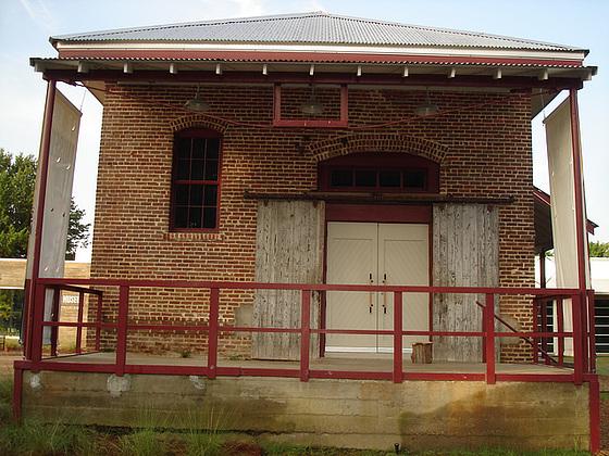 B.B King museum / Musée de B.B.King - Indianola, Mississippi. USA - 9 juillet 2010