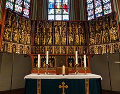 Schrein in der Johanniskirche in Lüneburg