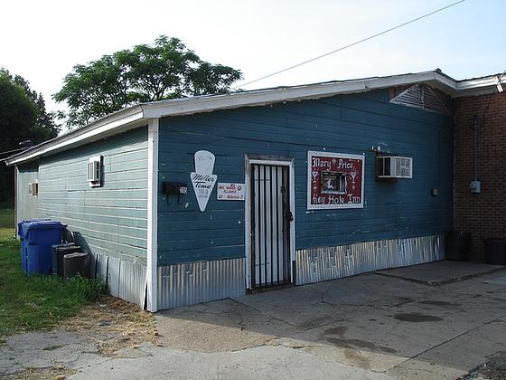 Mary Price Key Hole Inn / Indianola, Mississippi. USA - 9 juillet 2010.