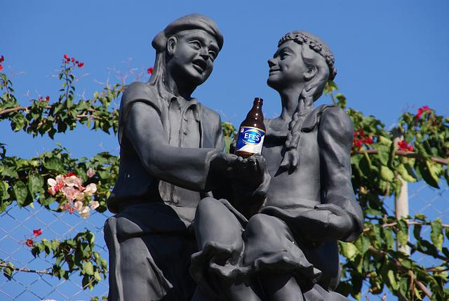 turks like beer, too