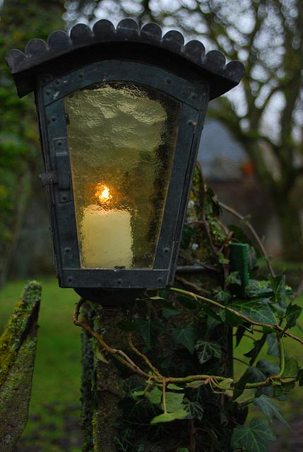 Lueur d' espoir