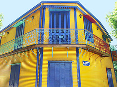PICT13585bc Strange Colorfull Quarter of La Boca