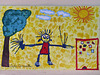 PICT13581ac Large School Walls Ornate by Young Childrens's Paintings