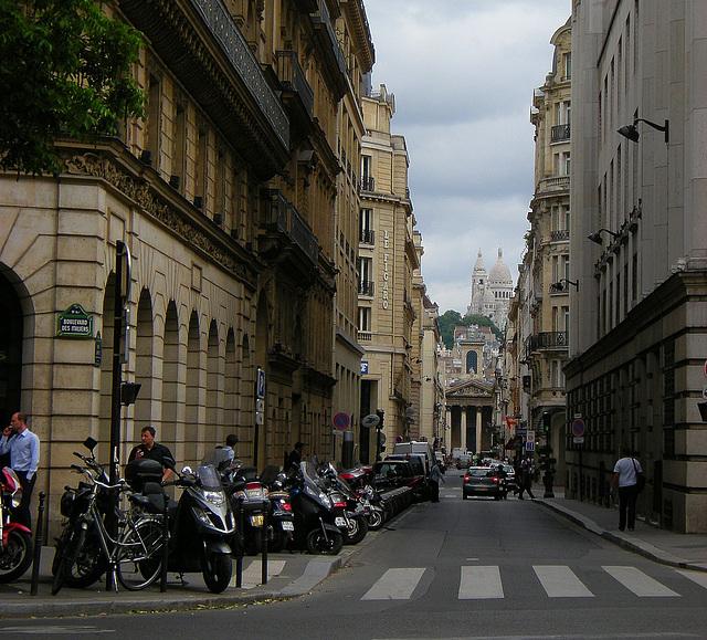 Perspective parisienne
