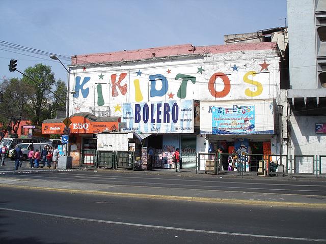 Mexico city / 11 janvier 2011.