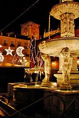 Plaza de Bib-Rambla. Granada.