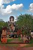 The Buddha Image of Dvaravati Period             วิหารพระศรีสรรเพชญ อยุธยา