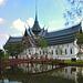 Sanphet Prasat Palace in Ayutthaya