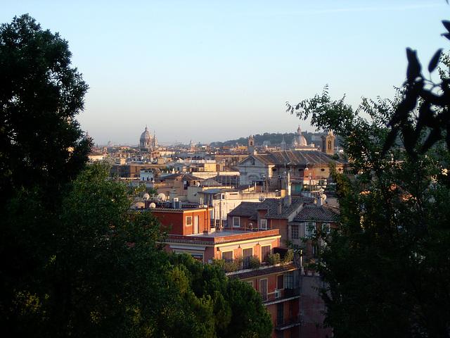 Cúpulas de Roma