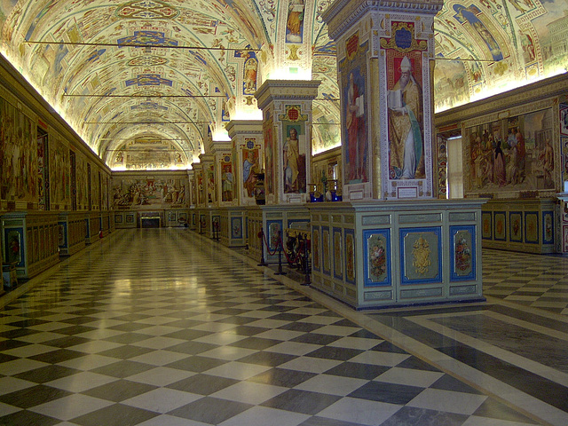 Bibioteca Vaticana