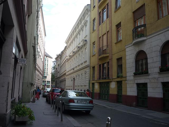 Budapest V., strato Magyar
