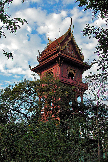 Other bell tower in Ancient Siam หอระฆัง