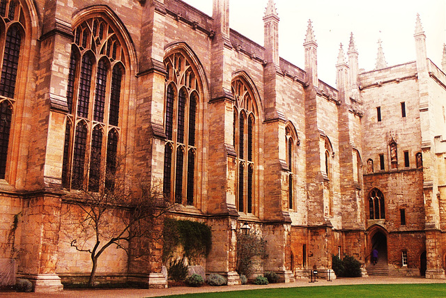 oxford, new college 1380-6