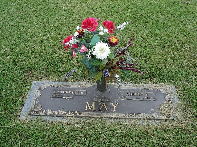 May /  Chickasaw memorial gardens /  Mississippi, USA - 9 juillet 2010